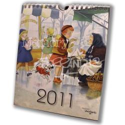Calendario sobremesa año 2011 (para coleccionistas)
