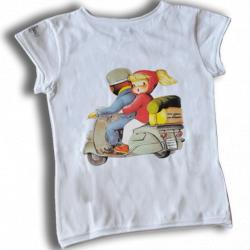 dorso camiseta vespa