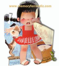 Cuento nuevo troquelado  -LA NIÑA QUE DEJÓ DE LLORAR- Memory Ferrándiz