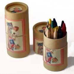 Lápices, ceras y sacapuntas Ferrándiz -Colegiales-