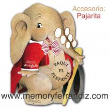 Cuento PAQUI EL ELEFANTE, Memory Ferrándiz