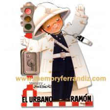 Cuento troquelado -EL URBANO RAMÓN- Memory Ferrándiz