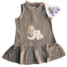 Vestido verano Memory Ferrándiz -BISCUTER- vintage