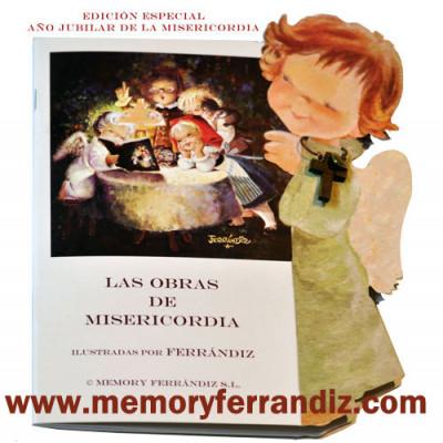 Cuento nuevo -LAS OBRAS DE MISERICORDIA- Memory Ferrándiz