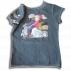 Camiseta Infantil- VESPA- Memory Ferrándiz. color gris vintage. DORSO.