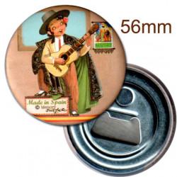 Iman-abrebotellas -Guitarrista flamenco- Memory Ferrándiz