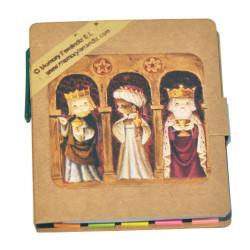 Libreta mini Ferrándiz Reyes Magos, Memory Ferrándiz