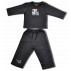 Camiseta manga larga y pantalón largo -VESPA-.  Memory Ferrándiz. Color grafito