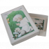 Ferrándiz Communion Box Cards GREEN SERIES BOY