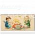Christmas Card Ferrándiz, ANGELS, 10 x 21 cm
