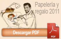 Descargar Papelería y regalo 2011