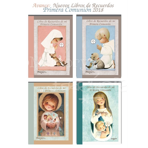 First Communion books