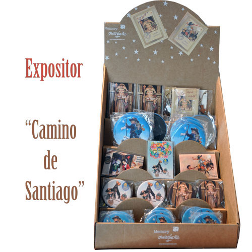 CAMINO de Santiago, souvenirs