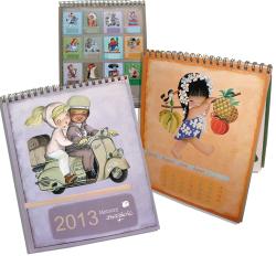 Calendario 2013. Para coleccionistas. Ferrándiz