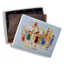 "Caja Bombones o multiusos ""Domingo de Ramos"" (17x12x3cm)"