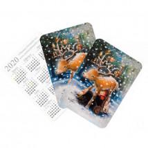Calendario Cervatillo 53x78 mm Memory Ferrándiz