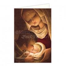 Tarjeta Christmas Memory Ferrándiz ARRULLO  12 X 17 cm