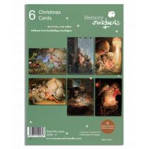 Christmas Ferrándiz, NIÑO JESÚS, pack 6 tarjetas variadas, CHPK 17