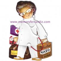 Cuento DOCTOR HAZO Ferrándiz Memory