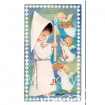 Recordatorios Comunión túnica niño