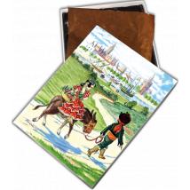 "Caja Bombones o multiusos ""Sevilla"" (17x12x3cm)"