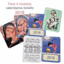 calendarios bolsillo Ferrándiz 2018