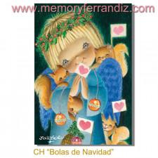 Christmas card Ferrándiz
