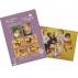 Christmas Ferrándiz, serie EN EL PESEBRE, Pack 6 tarjetas variadas, CHPK 25.