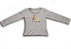Camiseta manga larga  -BISCUTER-Memory Ferrándiz.