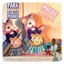 Puzzle RATITA PRESUMIDA Memory Ferrándiz