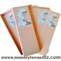 Puntos de Libro Memory Ferrándiz -COMUNIÓN NIÑA-