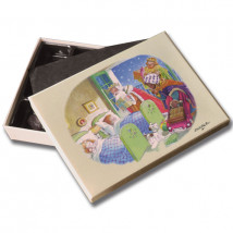 "Caja Bombones o multiusos ""Noche de Reyes""  (17x12x3cm)"