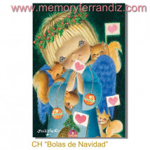 Christmas card Ferrándiz