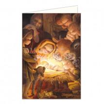 Tarjeta Christmas Memory Ferrándiz NATIVIDAD