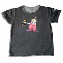 """Camiseta """"Payaso"""" Unisex. INFANTIL."""