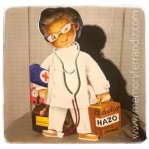El Doctor Hazo, Memory Ferrándiz