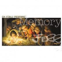 Christmas Ferrándiz PESEBRE © Memory Ferrándiz , 10x21cm