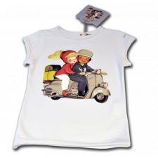 camiseta ferrándiz vespa
