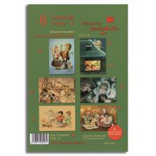 Christmas Ferrándiz, serie ES NAVIDAD, pack 6 tarjetas, CHPK 24