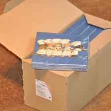 Servilletas Cumpleaños COCINEROS MASTER CHEF, Caja de 12 packs x 20 uds