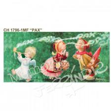 Christmas Tarjeta Ferrándiz PAX, 10x21cm.